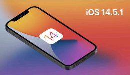 Apple, iOS 14.5.1 güncellemesini yayınladı, hemen yüklemeniz önerilir.